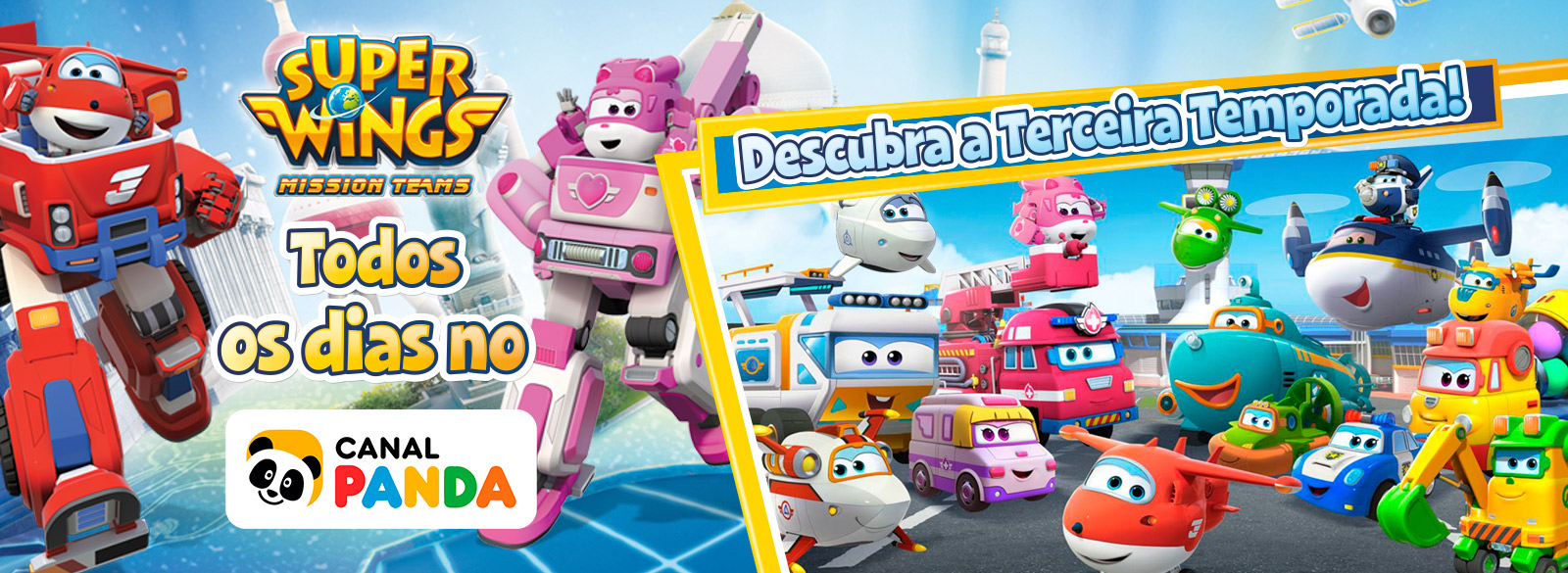 Super Wings Temporada 3