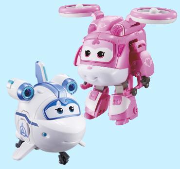 Brinquedos Super Wings