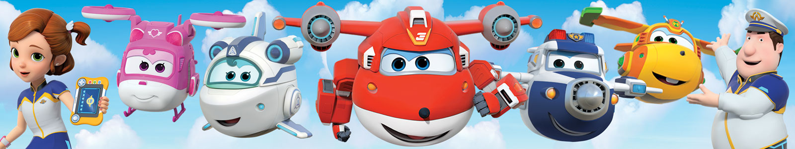 Concursos Super Wings