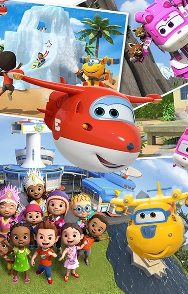 Episódios Super Wings