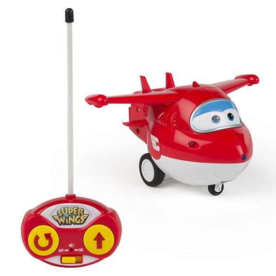 Radiocomando Jett Super Wings