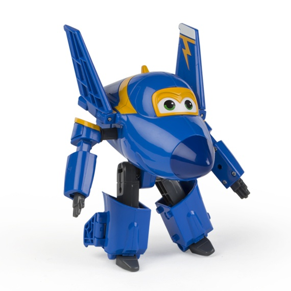 Figura Transformável Jerome Super Wings