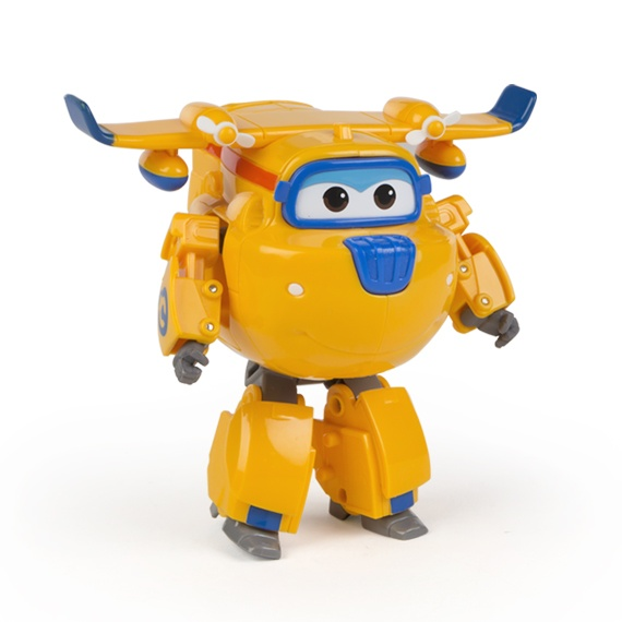 Figura Transformável Donnie Super Wings
