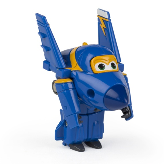 Figura Mini Transformável Jerome Super Wings