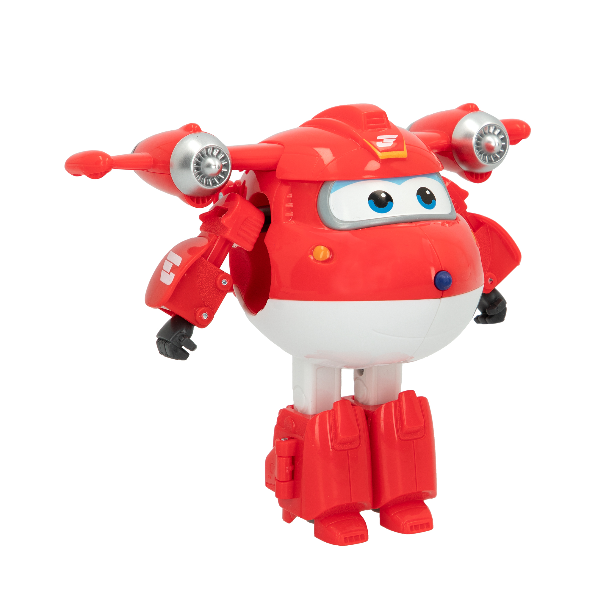 Juguete Super Wings Jett transformable Super Wings