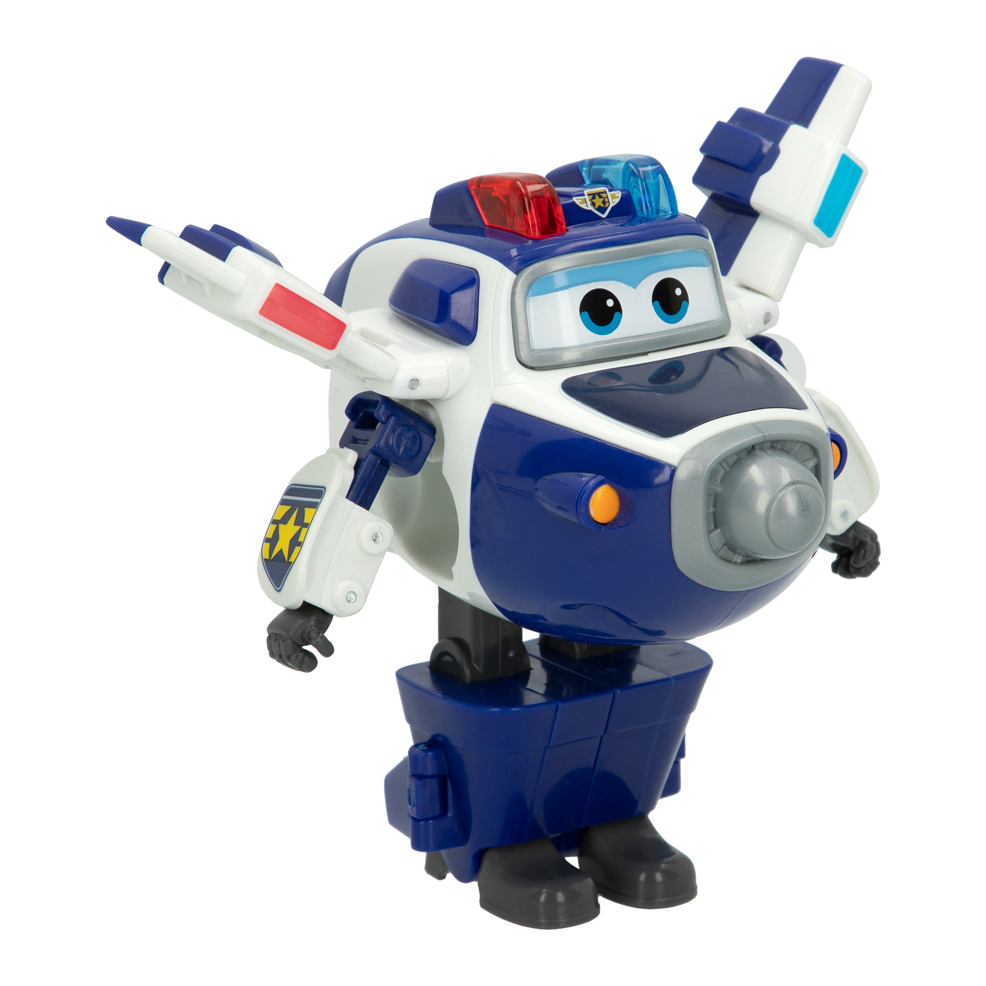 Juguete Super Wings Paul transformable Super Wings