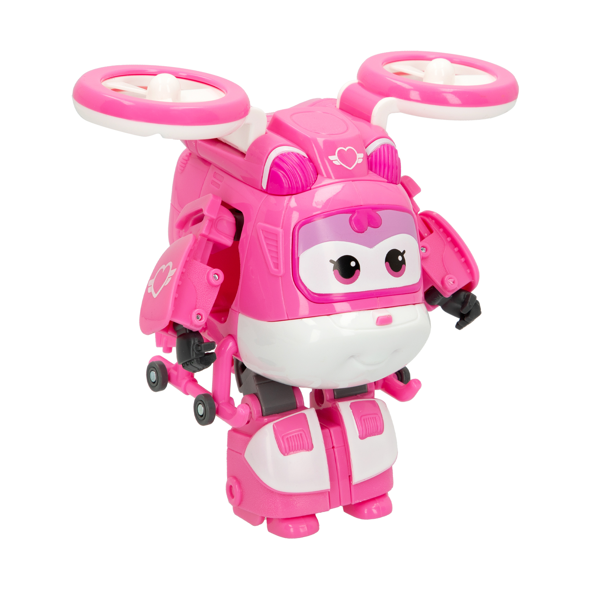 Juguete Super Wings Dizzy transformable Super Wings