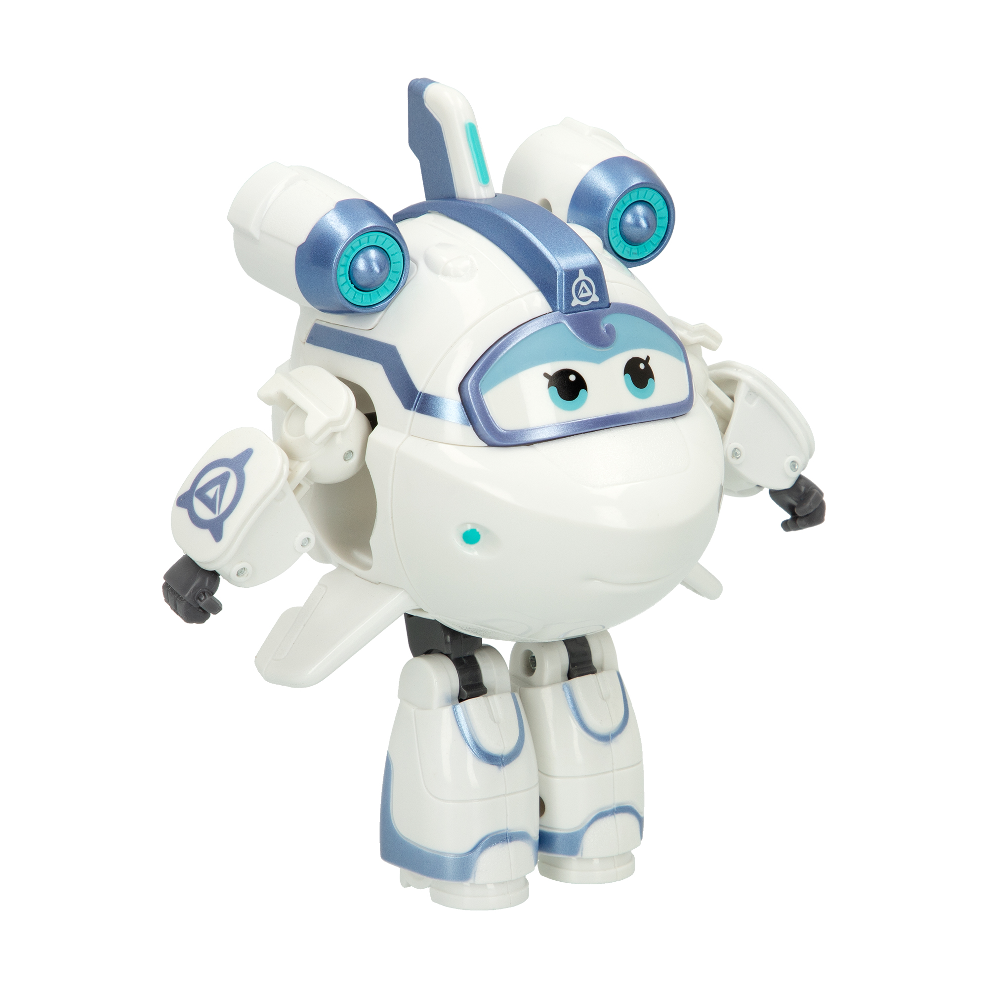 Juguete Super Wings Astra transformable