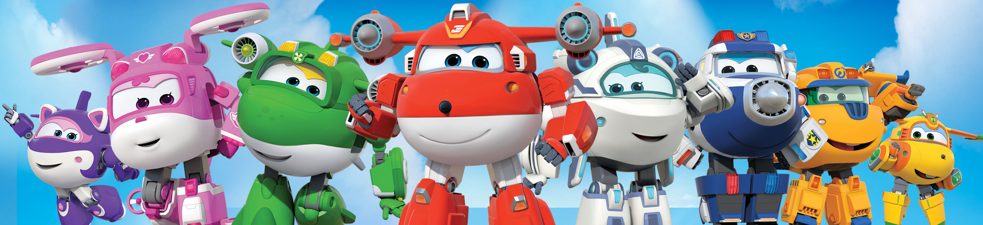 Productos Super Wings