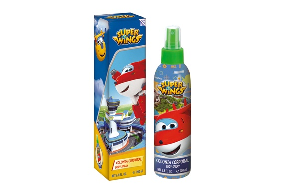 Spray Corporal 200 ML Super Wings