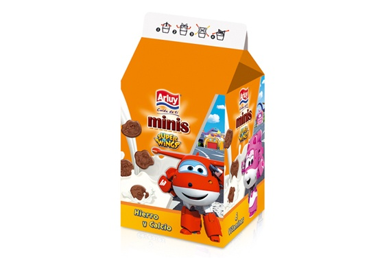 Minis Super Wings 135g Super Wings
