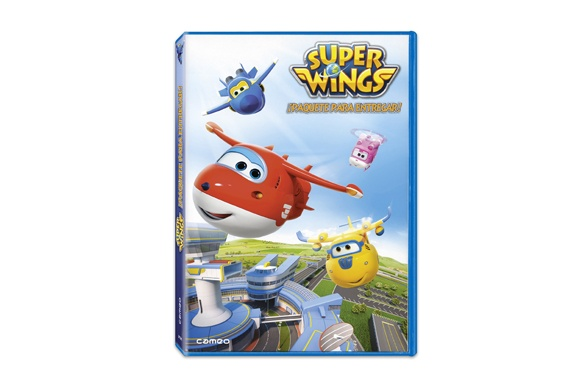 Super Wings ¡Paquete para entregar! Super Wings