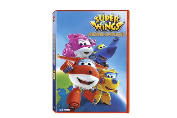 super Wings ¡Siempre cumplimos! Super Wings