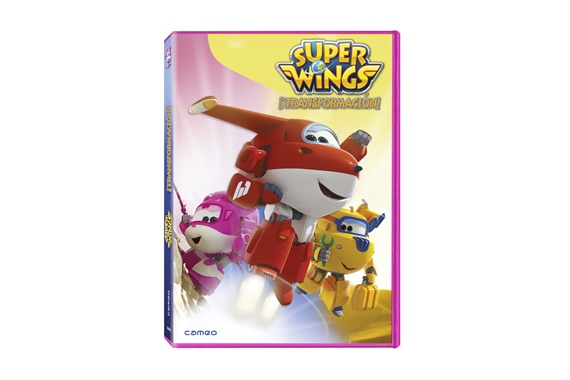 super Wings ¡Transformación! Super Wings