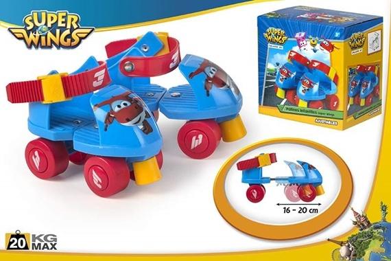 TROTINETES INFANTIS AJUSTÁVEIS Super Wings