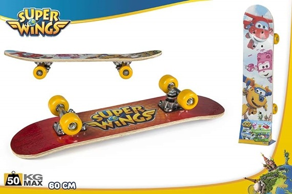 SKATEBOARD 60CM - Super Wings