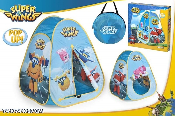 TENDA POP UP 80X80X90 - SUPER WINGS Super Wings