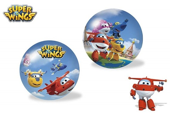 BOLA PVC D23 CM - Super Wings Super Wings