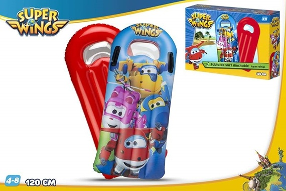 Colchão 120 CM - Super Wings Super Wings