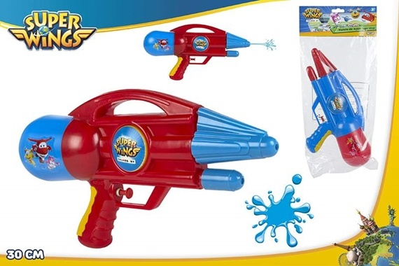 PISTOLA DE ÁGUA 30CM - SUPER WINGS Super Wings