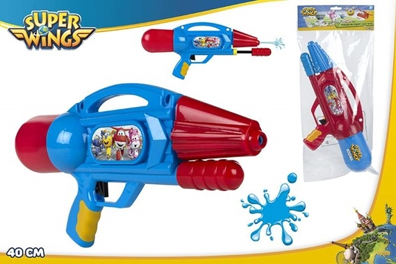 PISTOLA DE ÁGUA 40CM - SUPER WINGS Super Wings