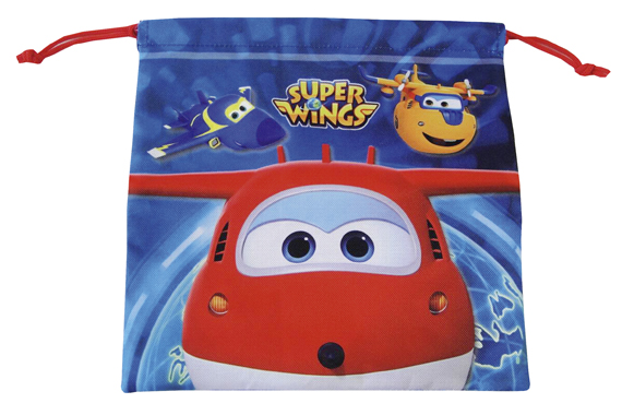 Saco de  Merienda SuperWings Super Wings