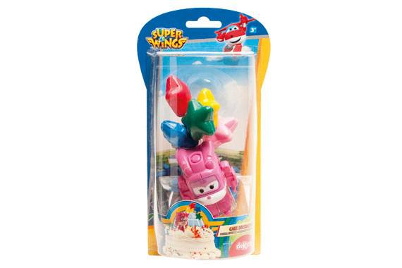 Kit para Bolos Super Wings - DIZZY