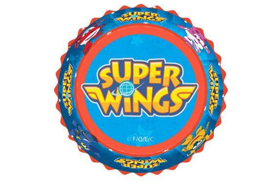 Cápsulas Cupcake Super Wings