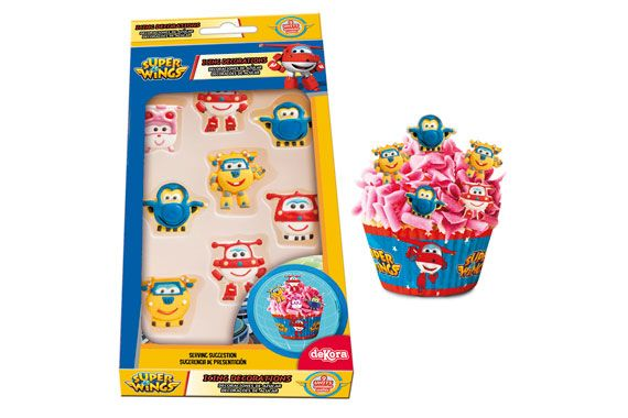 ICING 2D SUPER WINGS Super Wings
