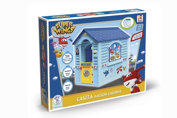 CASITA SUPER WINGS Super Wings
