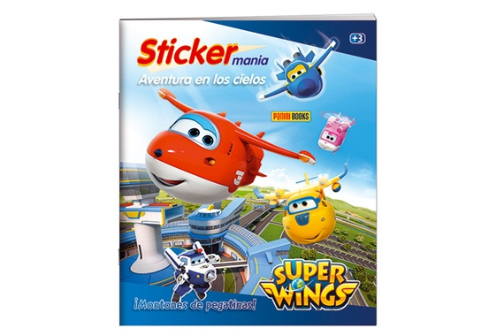 AVENTURA EN LOS CIELOS Super Wings