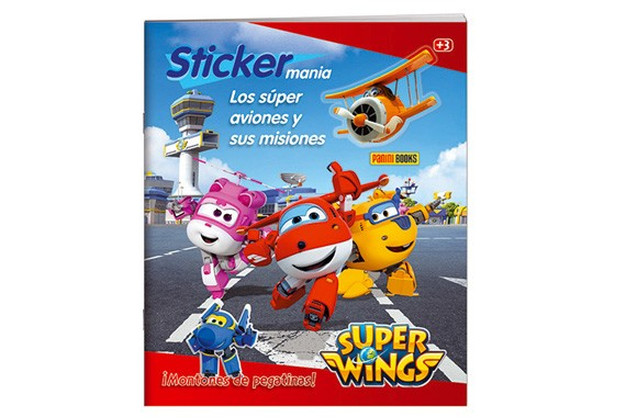 OS SUPER AVIOES E AS SUAS MISSOES Super Wings
