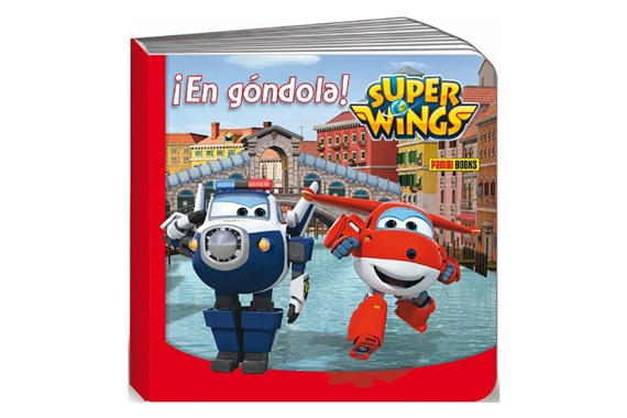 ¡EN GÓNDOLA! Super Wings