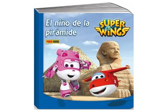 A CRIANÇA DA PIRÂMIDE Super Wings