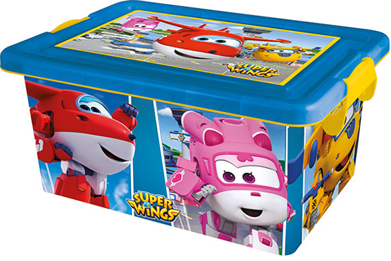 Contenedor 7 L. Super Wings Super Wings