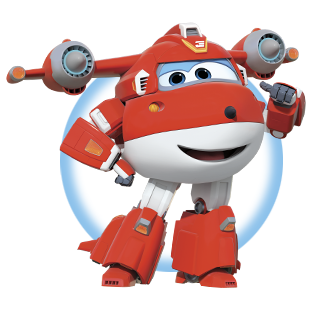 Jett Super Charge Super Wings
