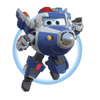 Paul Super Charge Super Wings