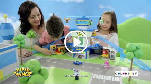 Spot TV Super Wings | 20s