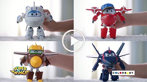 Super Wings transformável