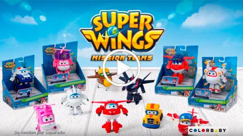 Spot Navidad Super Wings