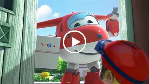 Super Wings de COLORBABY en TOYSRUS